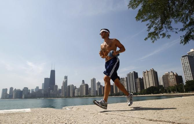 Lari Pagi dan Istirahant Cukup adalah Resep Pengendali Jantung
