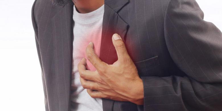 Nyeri di Dada Kiri, Apakah Penyakit Jantung?
